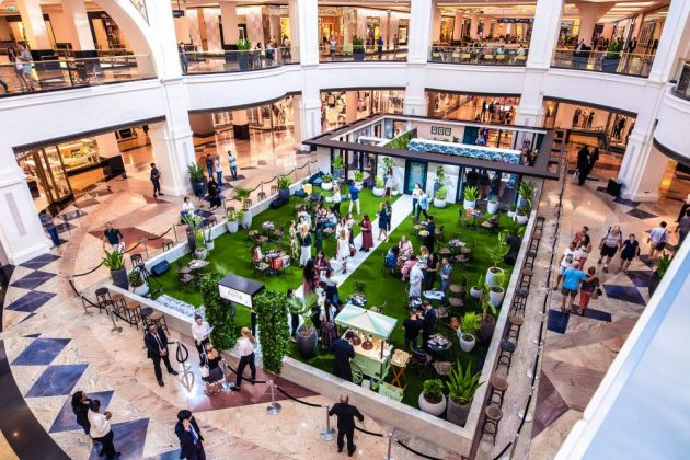 World of Fashion Mall of Emirates The Luxe Diary 2018