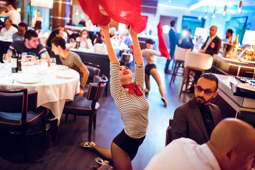 Mondays just got crazier at Crazy Fish Dubai! | The Luxe Diary