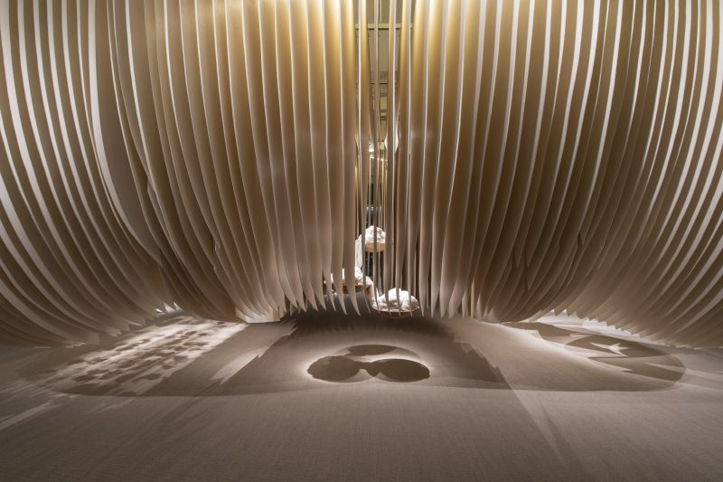 Loro Piano Hosts Public Art Installation at Dubai Opera Garden | The Luxe Diary