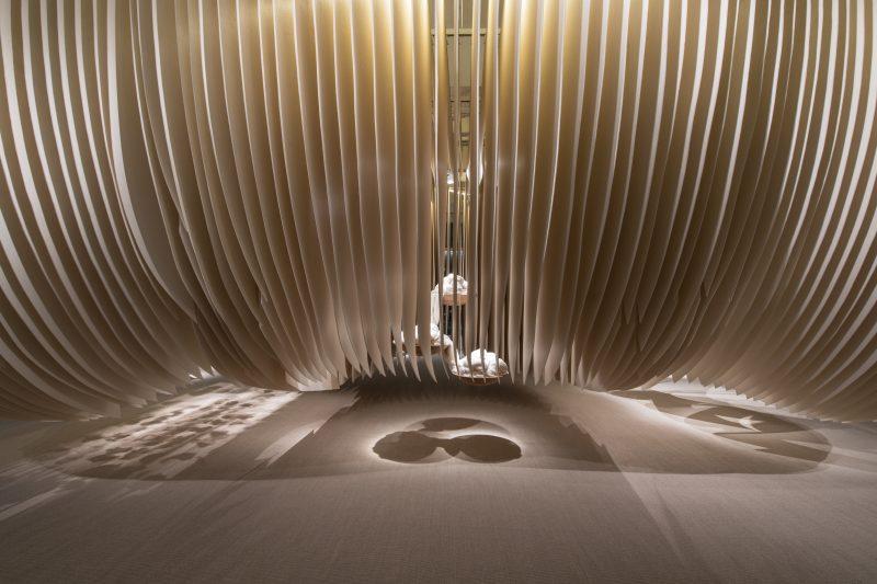 Loro Piano Hosts Public Art Installation at Dubai Opera Garden | The Luxe Diary