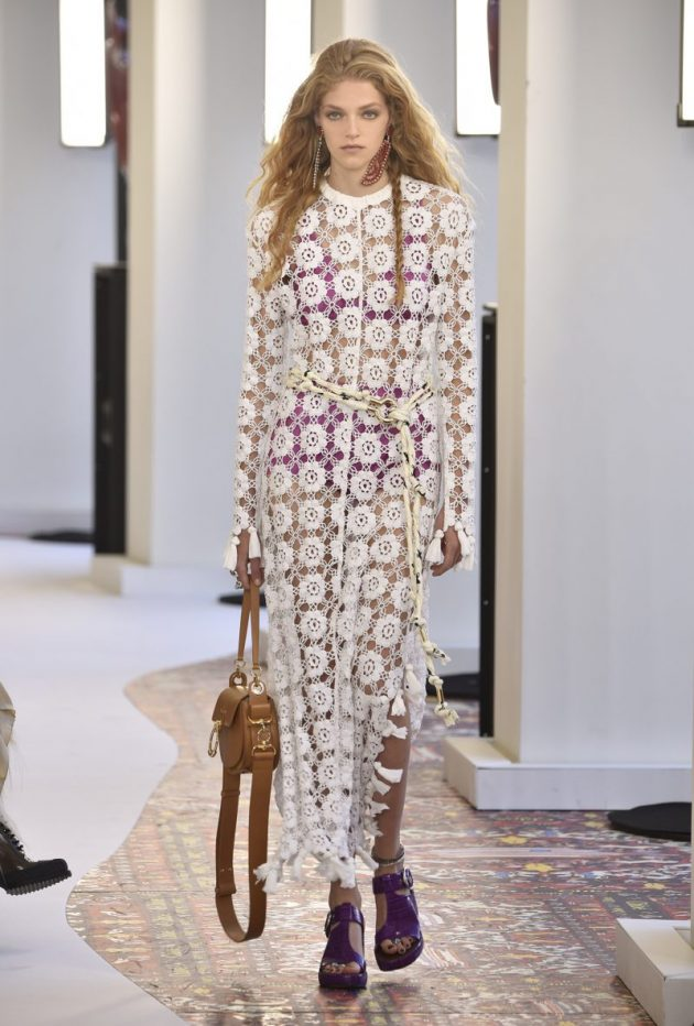 Chloé Spring-Summer 2019 Collection | The Luxe Diary
