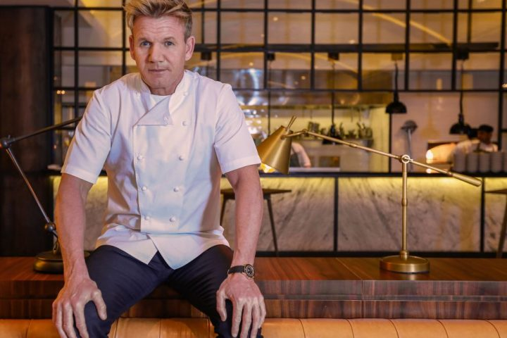 Gordon Ramsey Bread Street Atlantis The Luxe Diary