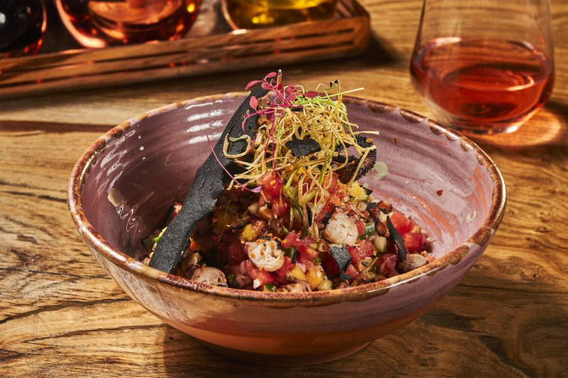 The Galliard: New Contemporary Turkish Fusion Brasserie | The Luxe Diary