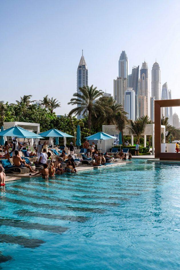 Drift Beach Dubai Celebrates its 1 Year Anniversary The Luxe Diary