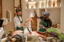 Gaia: Greek-Mediterranean Concept Opens its Doors in DIFC | The Luxe Diary