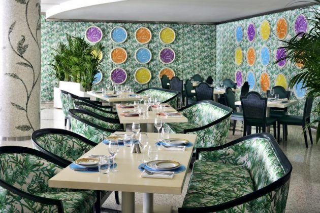 The Friday Brunch at Giardino at Palazzo Versace | The Luxe Diary