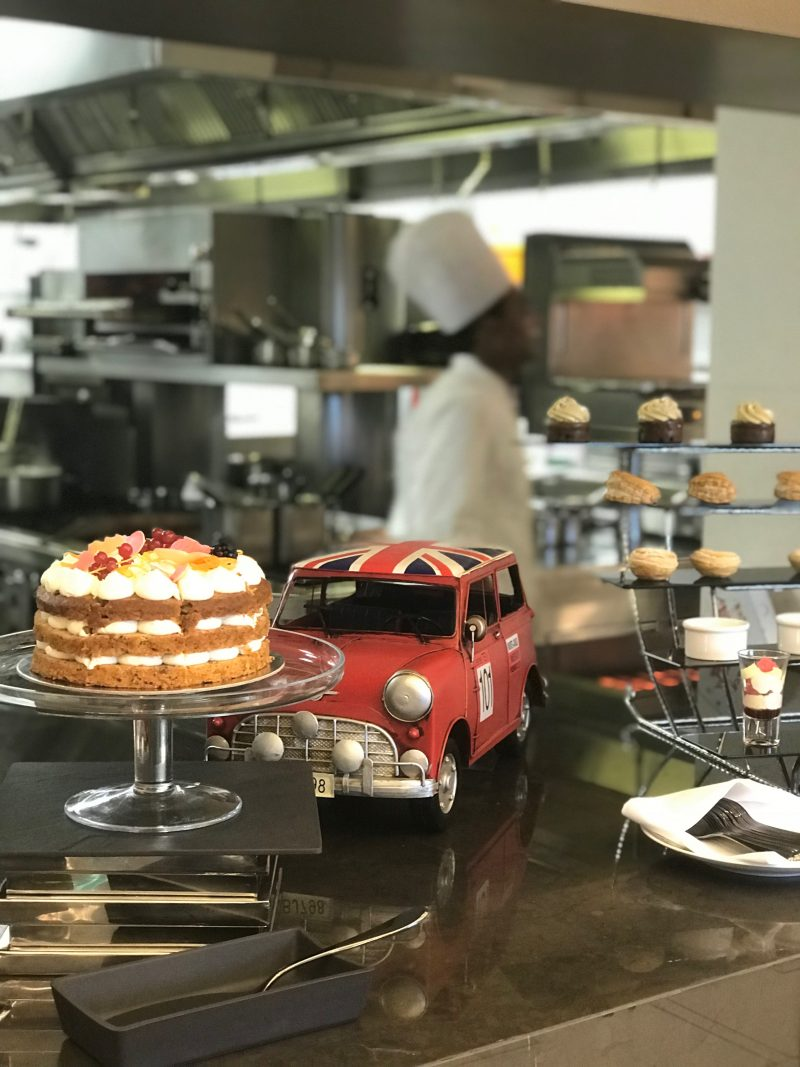 Britannia Brunch at the Address Downtown Dubai | Review | The Luxe Diary