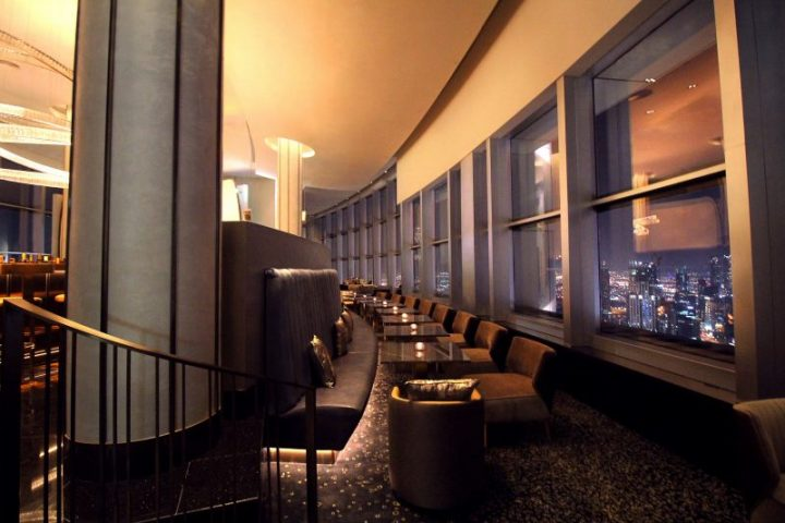 NEOS - Exclusive Lounge on Level 63 Address Downtown Now Open | The Luxe Diary