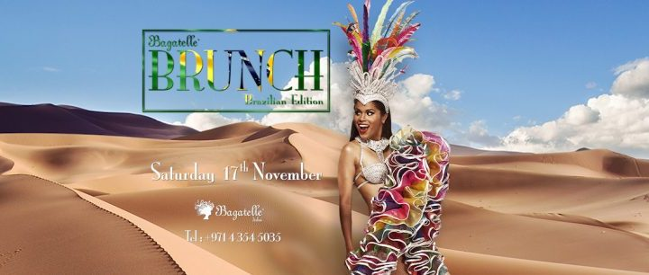 Bagatelle Brunch: The Brazilian Edition Returns to Dubai