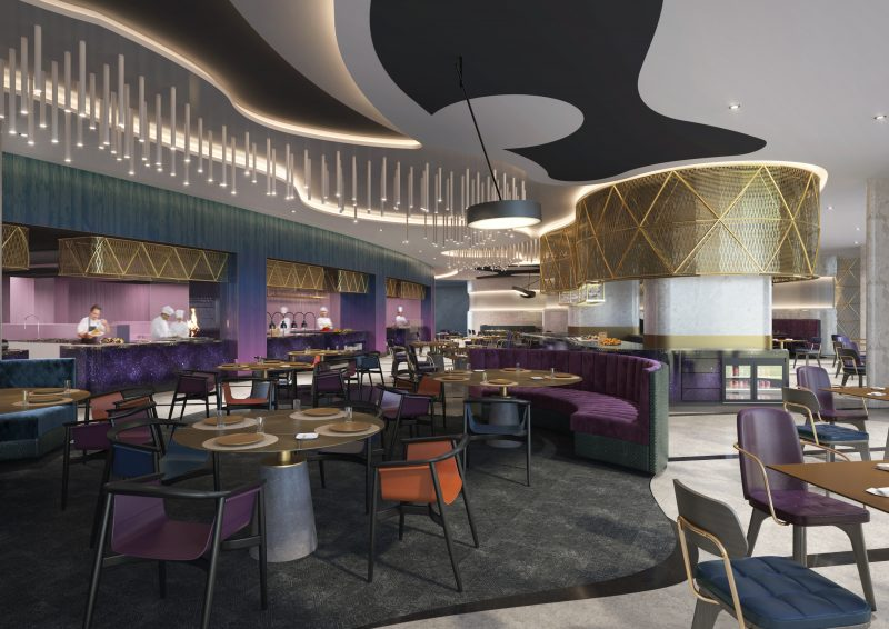 Inside the New W Dubai - The Palm | The Luxe Diary