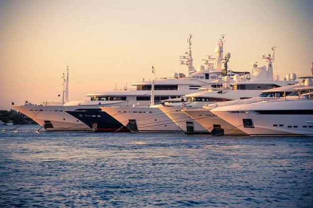 Ahoy Club's Debut's in Style at Dubai Boat Show 2019 | The Luxe Diary