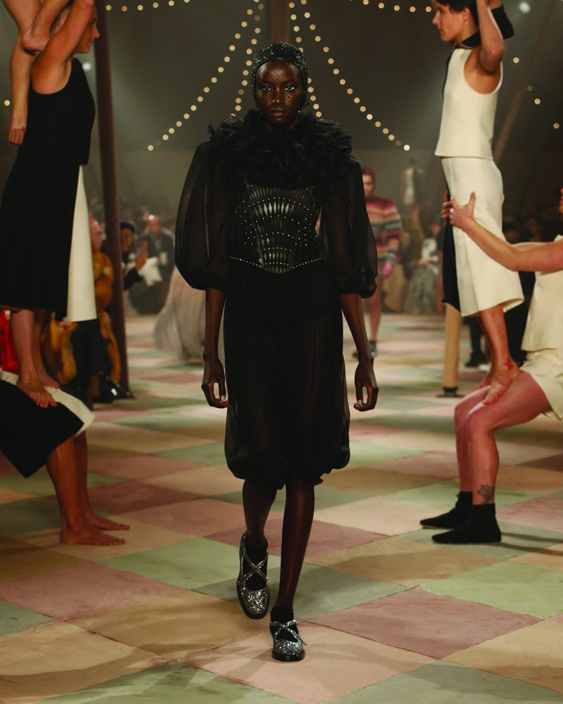 Dior's haute couture spring summer 2019 collection: An elegant circus of style and colour   The Luxe Diary