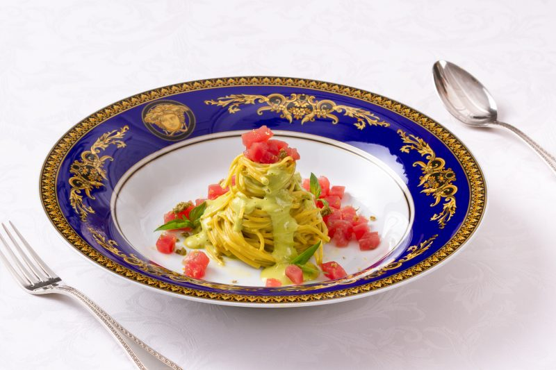 Vanitas at Palazzo Versace Launches New Menu