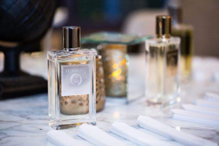 Mizensir Parfums Launches in Dubai | The Luxe Diary